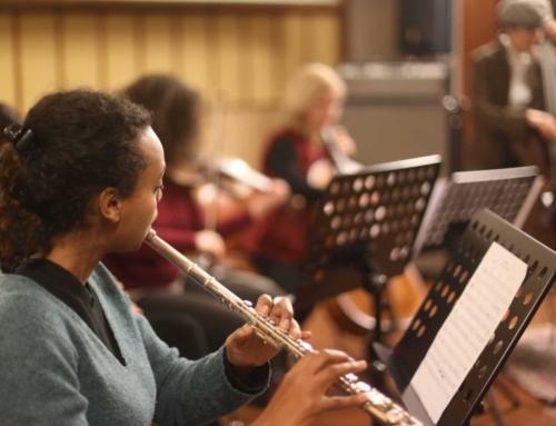 Almar'à | L'orchestra di donne arabe e del Mediterraneo