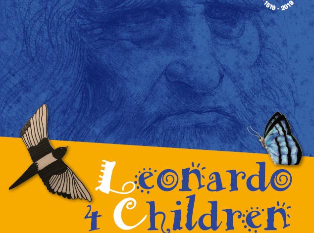 leonardo 4 children